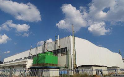 H.C. Starck Tungsten Powders Standort Ganzhou, China